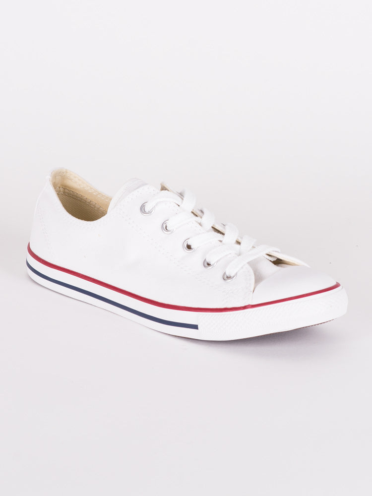 WOMENS CHUCK TAYLOR ALL STARS DAINTY CANVAS OXFORD CANVAS SHOES