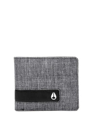 SHOWOFF BIFOLD  - BLACK WASH