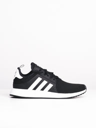 MENS X_PLR BLACK/WHITE SNEAKERS