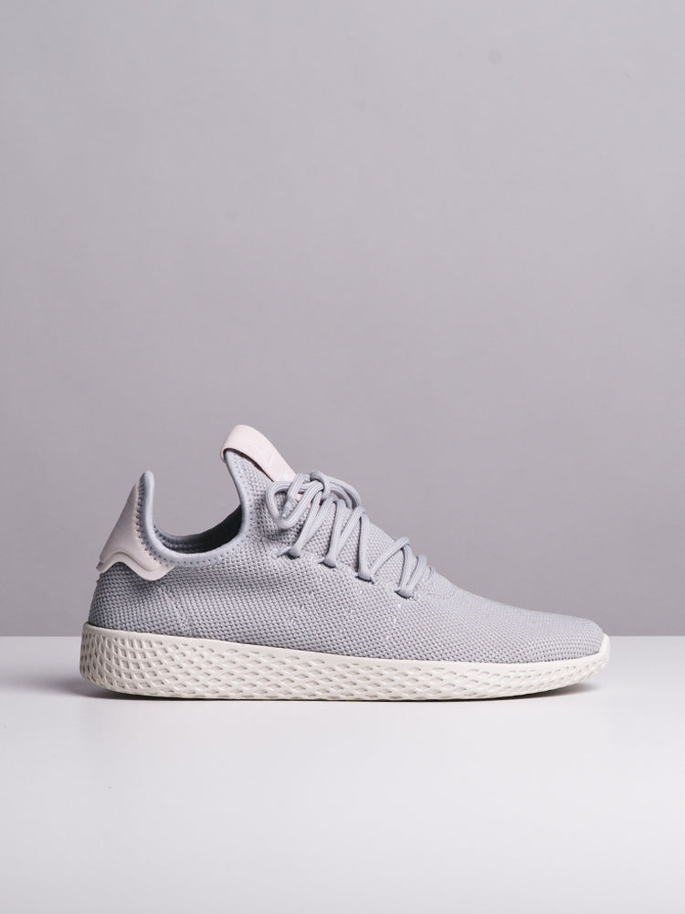 WOMENS PHARRELL WILLIAMS TENNIS HU W LIGHT GREY SNEAKERS