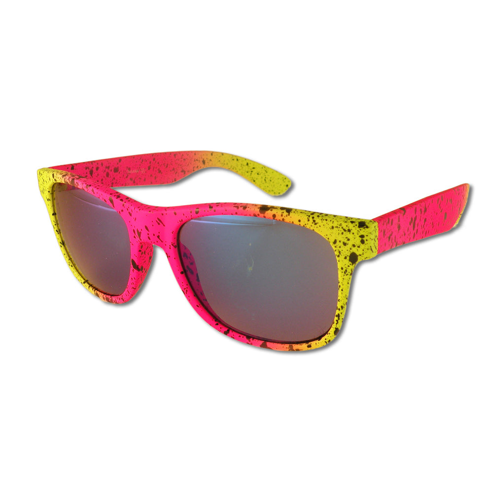 SPLASH - PINK/YELLOW SUNGLASSES