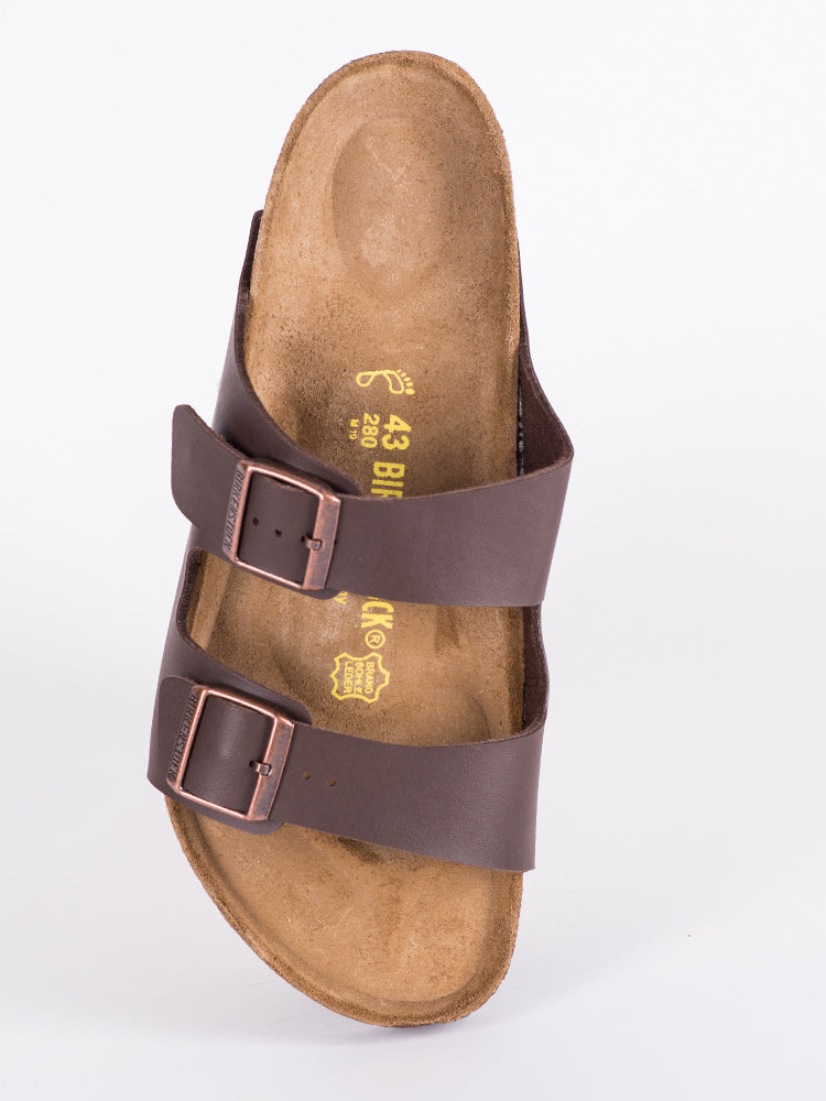 79d1986f943e MENS ARIZONA - DARK BROWN BF. BIRKENSTOCK