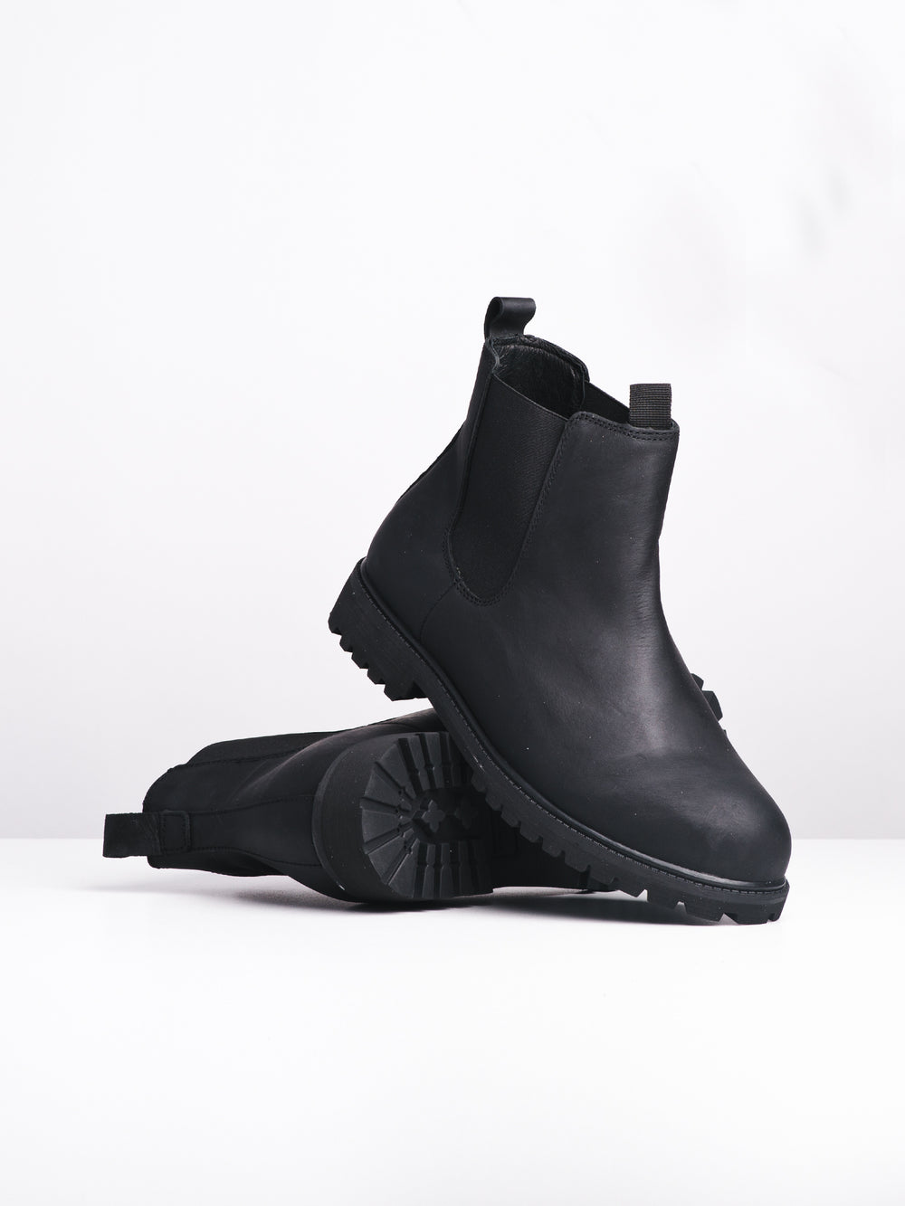 MENS FINLEY - BLACK-D4B - CLEARANCE