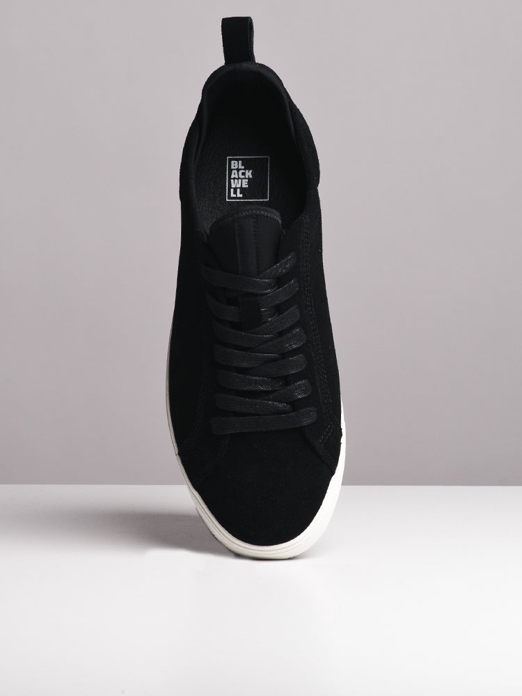 MENS DEAN BLACK SNEAKERS- CLEARANCE
