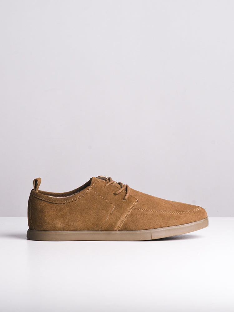 MENS ETHAN TAN SHOES- CLEARANCE