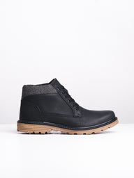 MENS COLIN - BLACK-D4B - CLEARANCE