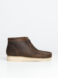 MENS WALLABEE - BEESWAX/BROWN