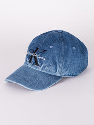 CALVIN KLEIN DAD HAT - DENIM