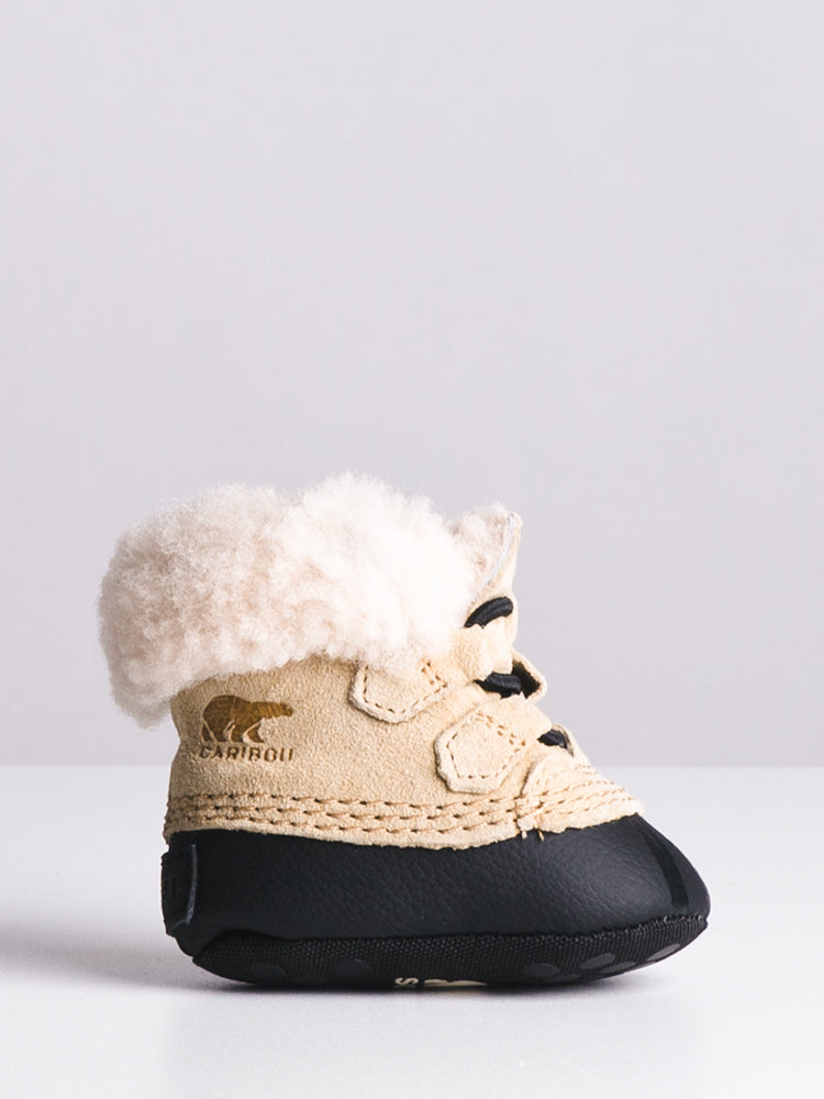 KIDS CARIBOOTIE - CURRY/BLACK - CLEARANCE