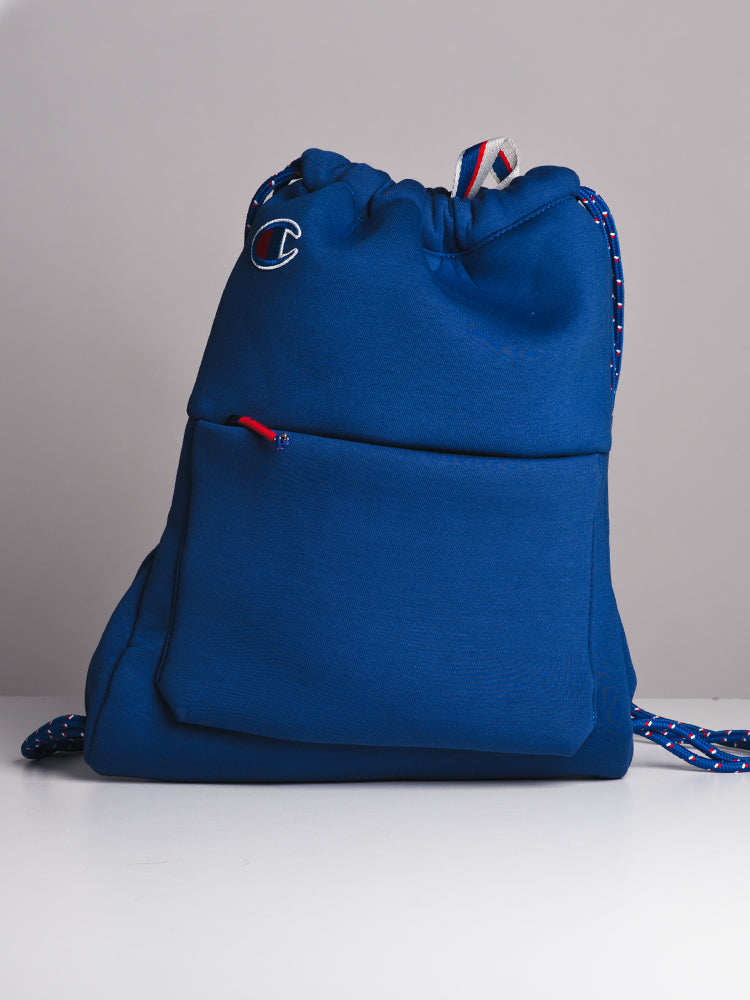 ATTRIBUTE GYM SACK - BLUE