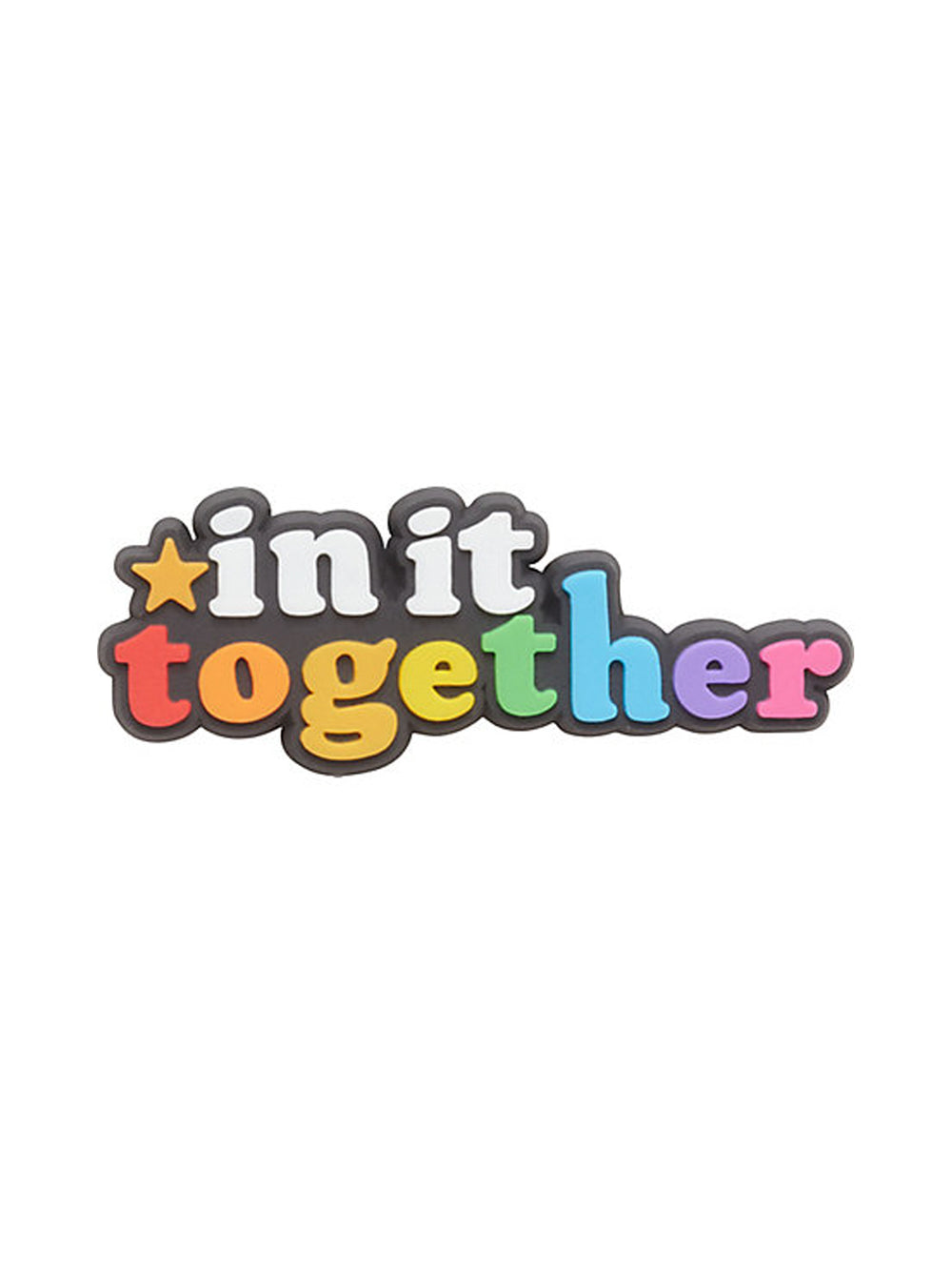 IN IT TOGETHER - RAINBOW