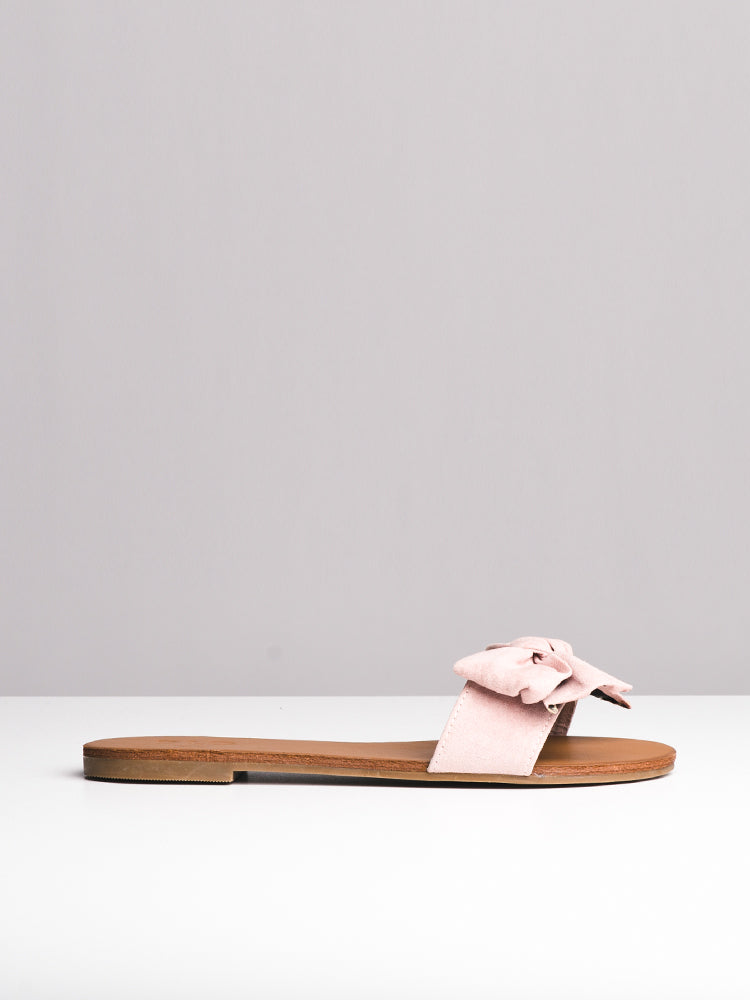 WOMENS EVIE PINK SANDALS- CLEARANCE