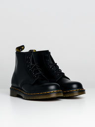 WOMENS 101 YELLOW STITCH SMOOTH - BLK
