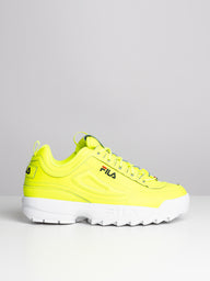 MENS DISRUPTOR II NEON - YELLOW