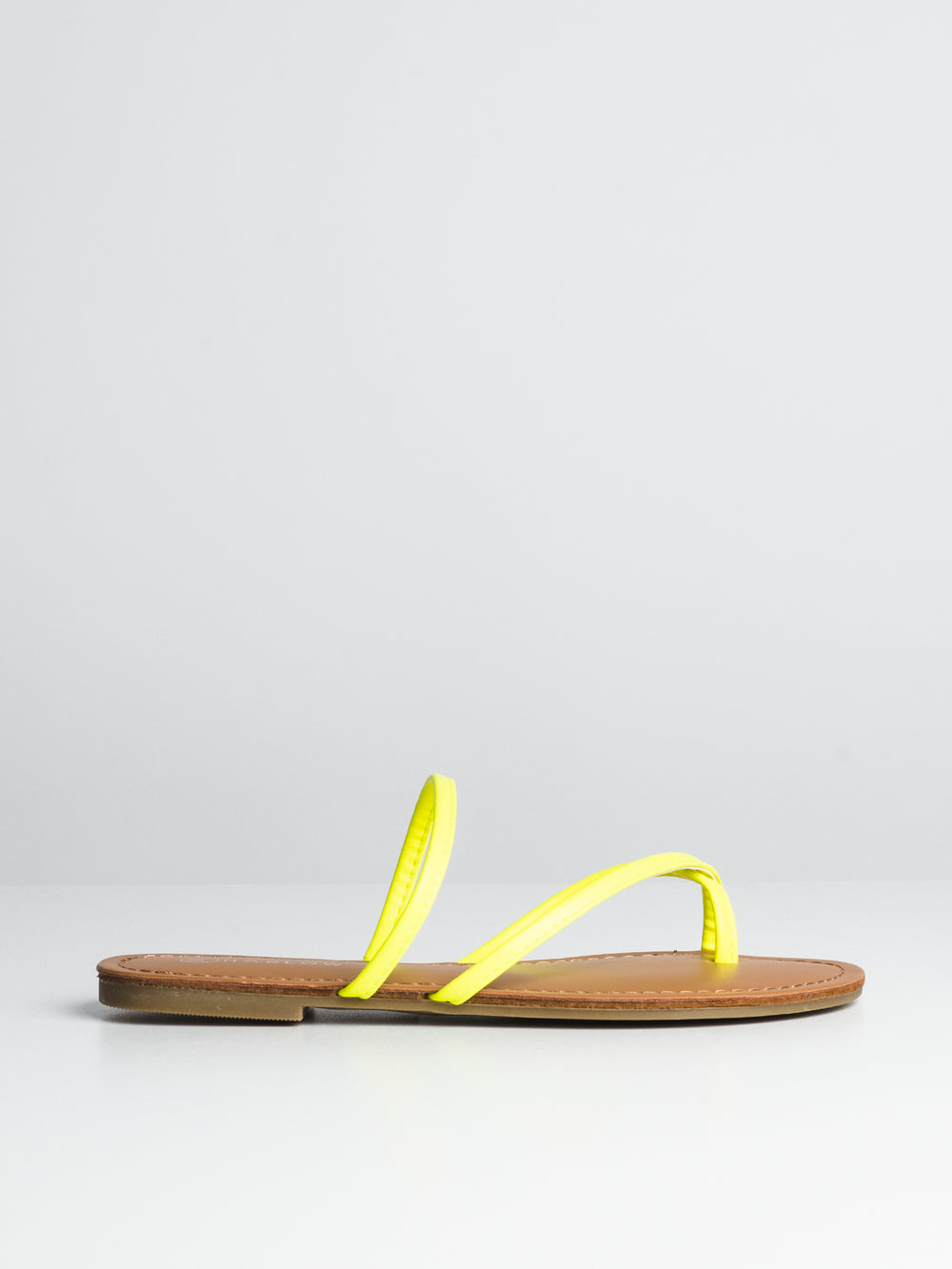 WOMENS HANNA - NEON YELLOW-D2