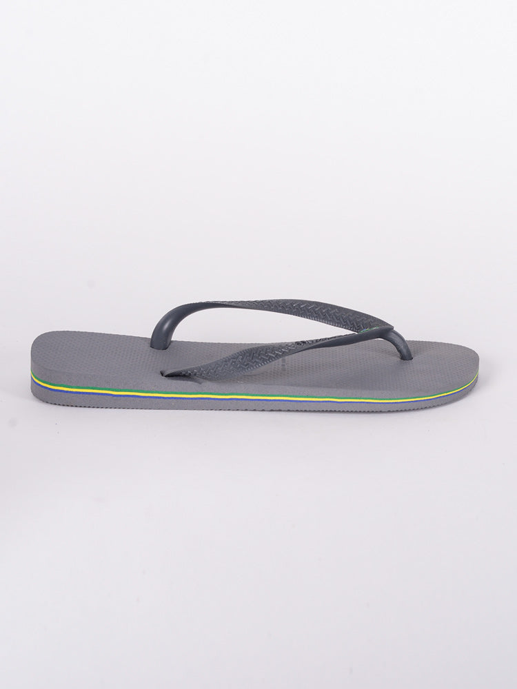 38f9b2917 MENS BRAZIL STEEL GREY SANDALS- CLEARANCE