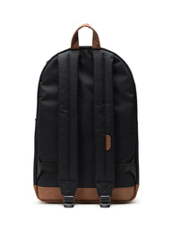 POP QUIZ 22L BACKPACK - BLACK/TAN