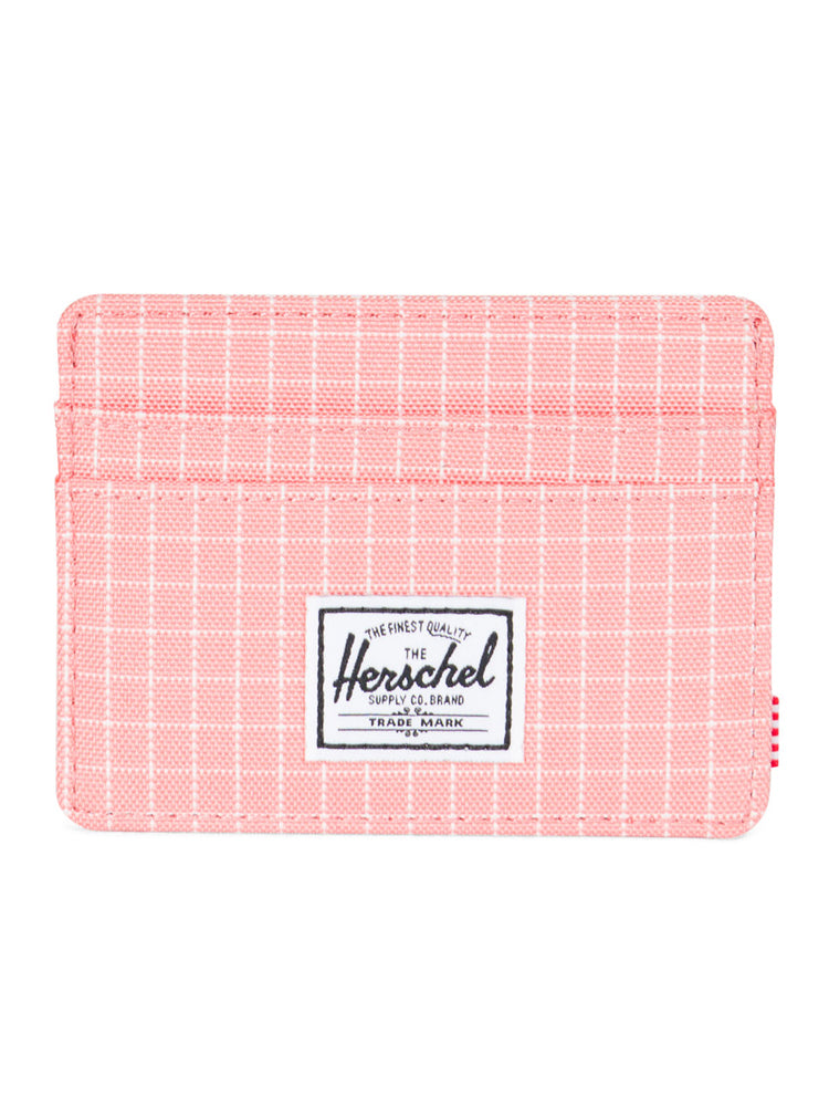 CHARLIE CARD WALLET - PINK ICE - CLEARANCE