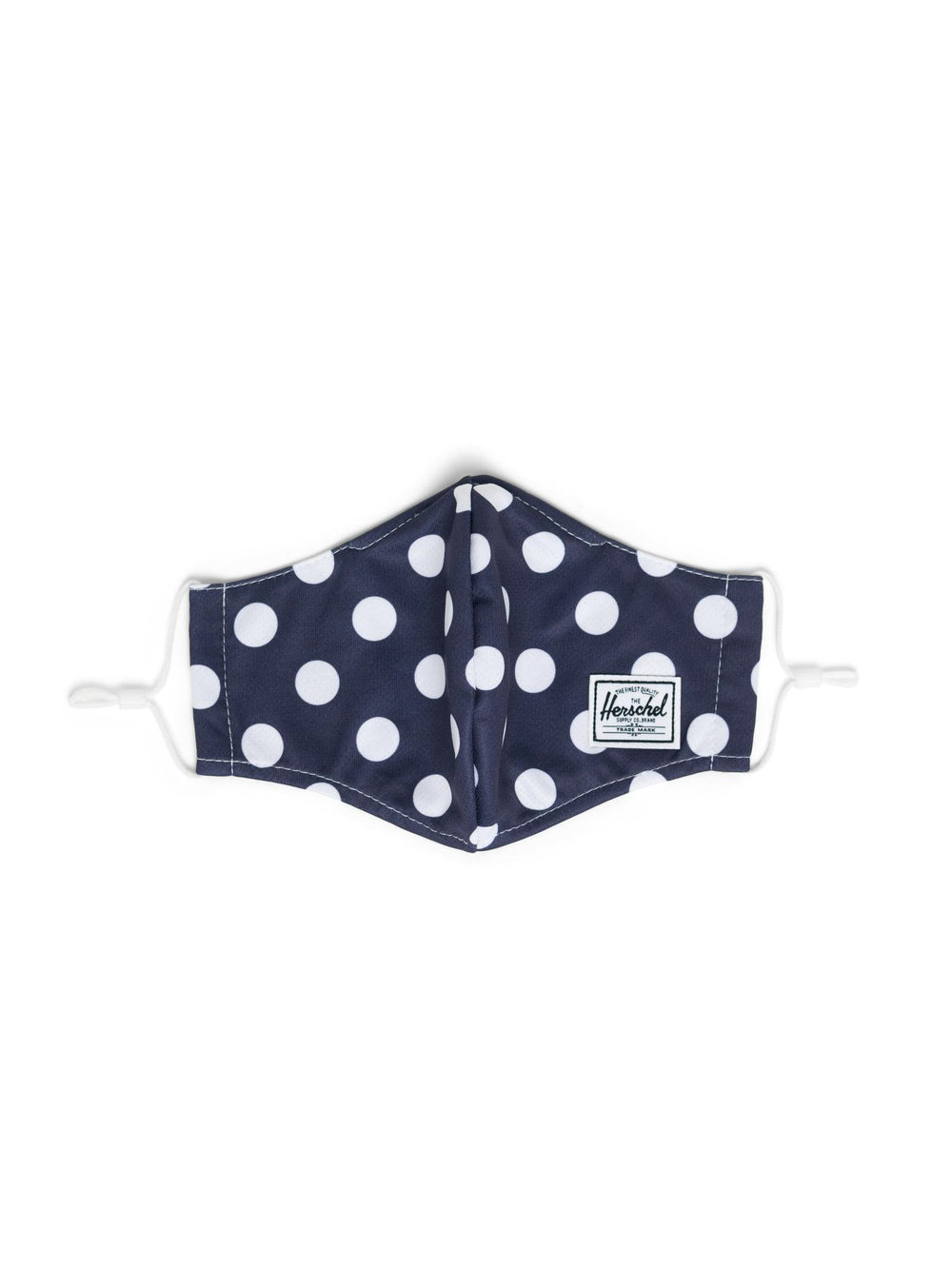 CLS FITTED MASK - POLKA DOT