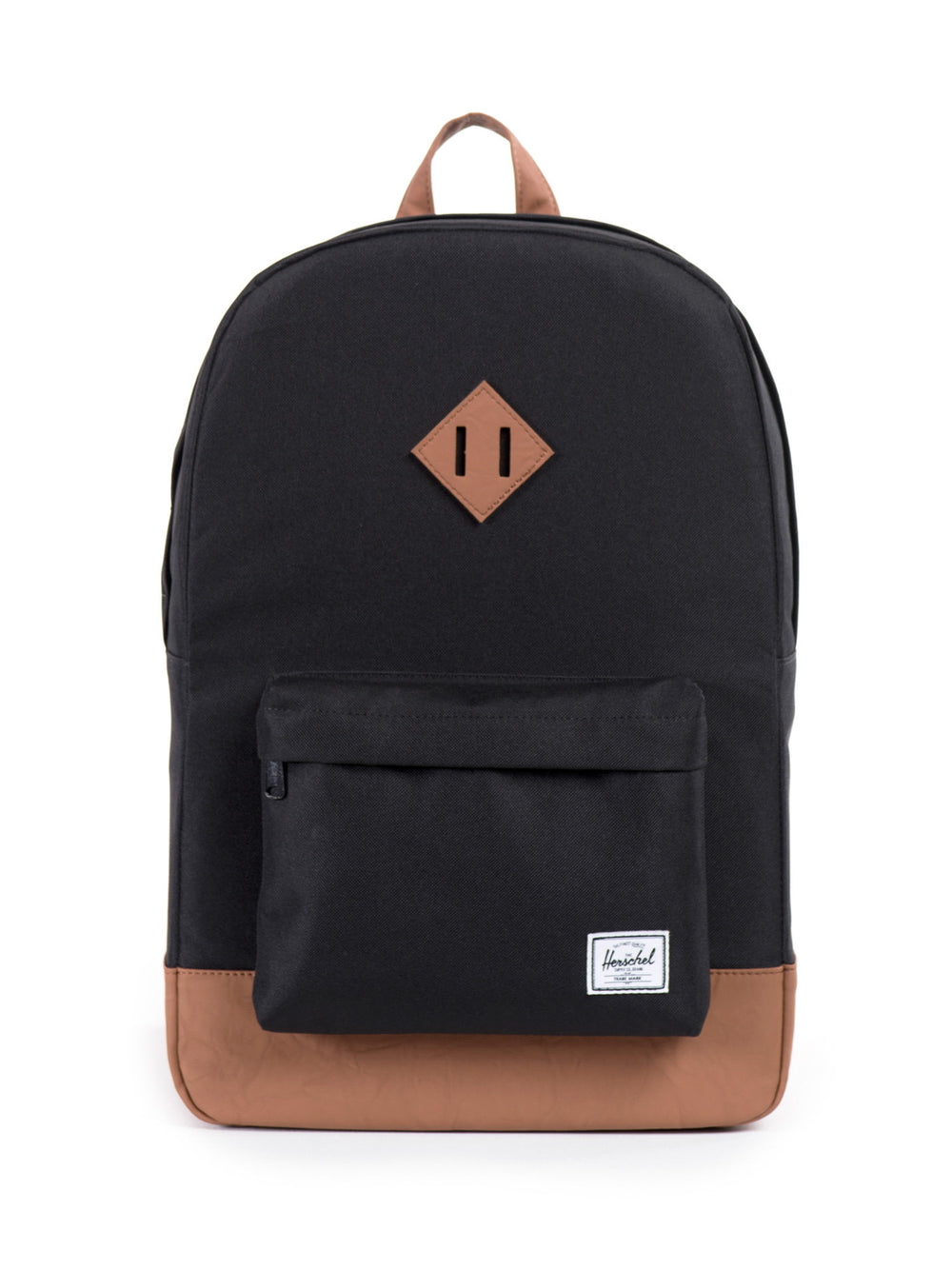 HERITAGE 21.5L BACKPACK - BLK/TAN