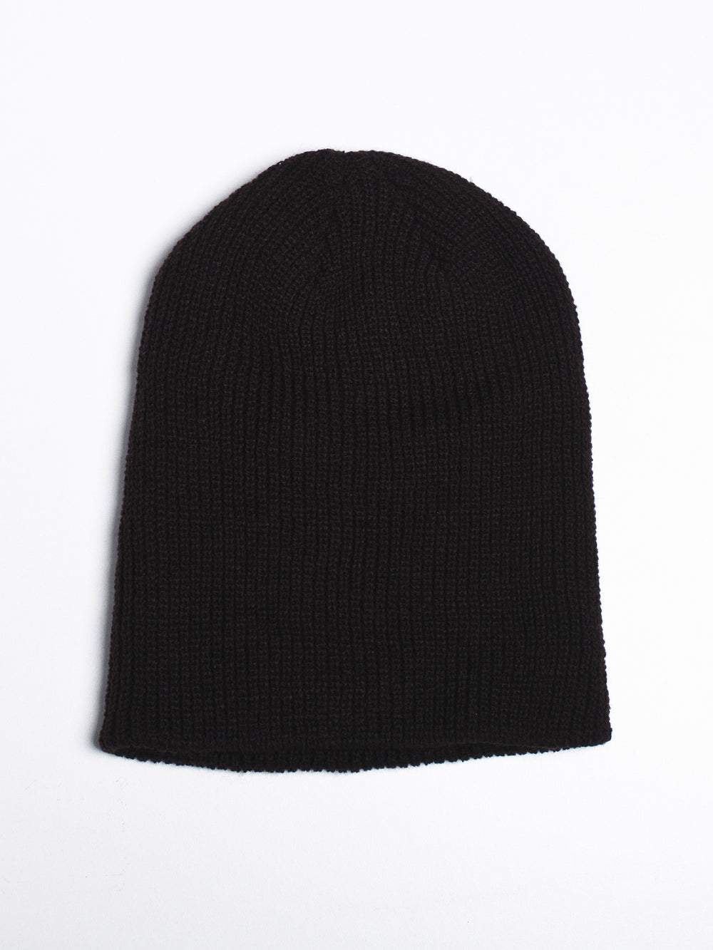CLASSIC SOLID BEANIE BURGANDY - CLEARANCE