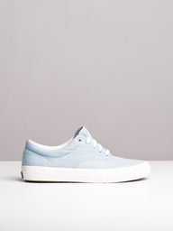 WOMENS ANCHOR CANVAS CHAMBRAY CANVAS SHOES- CLEARANCE