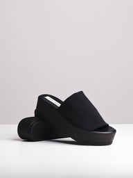 WOMENS SLINKY - BLACK - CLEARANCE