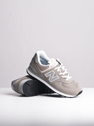 MENS 574 GREY SNEAKERS- CLEARANCE
