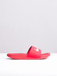 KIDS KAWA GS/GP SLIDE PINK/CORAL - CLEARANCE