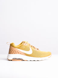 WOMENS AM16 UL GOLD/YELLOW SNEAKERS- CLEARANCE