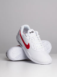 MENS NK AIR MAX OKETO - WHITE/RED