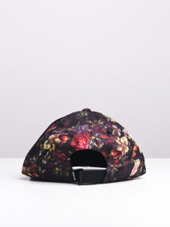 H86 CAP AOP - BLACK/WHITE
