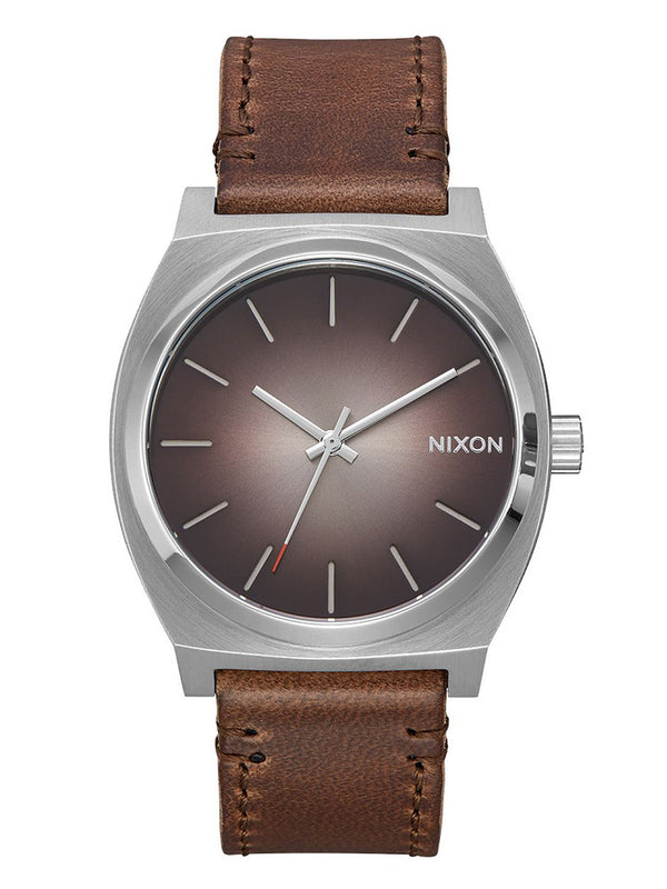 MENS TIME TELLER   OMBRE/TAUPE WATCH