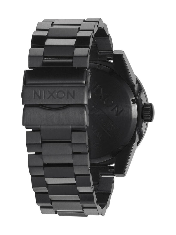 MENS CORPORAL SS - ALL BLACK WATCH