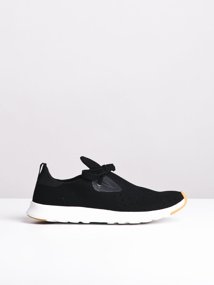 WOMENS AP MOC BLACK/WHITE SNEAKERS- CLEARANCE