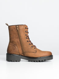 WOMENS CORALINE SHORT BOOT