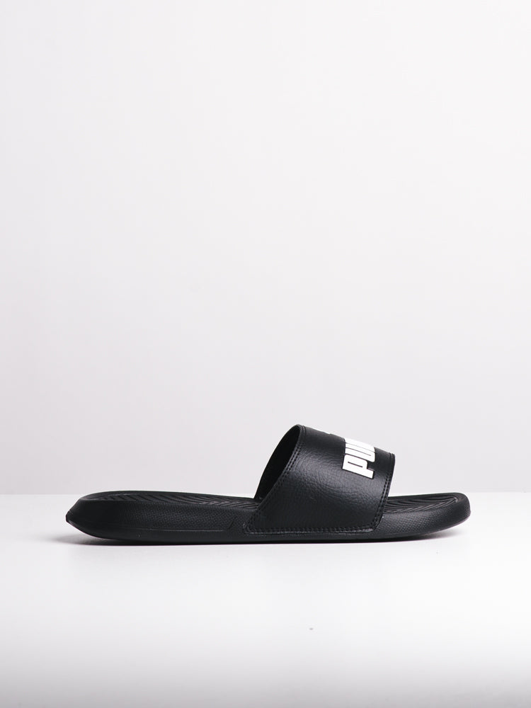 MENS POPCAT BLACK/WHITE SANDALS- CLEARANCE