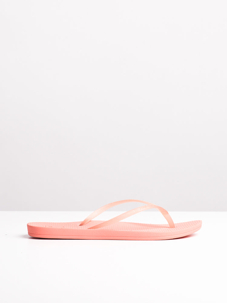 WOMENS REEF ESCAPE LUX CORAL SANDALS- CLEARANCE