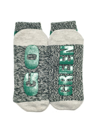 GO GREEN - HEATHER GREY-D4