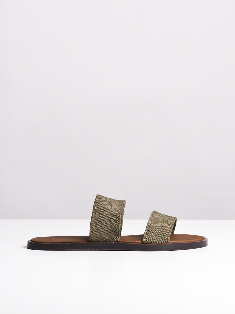 WOMENS YOGA GORA GORA OLIVE SANDALS- CLEARANCE