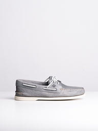 MENS A/O 2EYE DAYTONA GREY SHOES- CLEARANCE