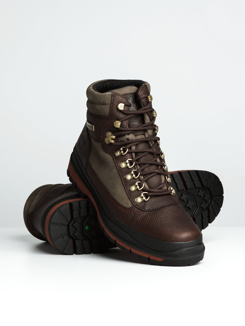 MENS FIELD TREKKER WP BOOT - BROWN