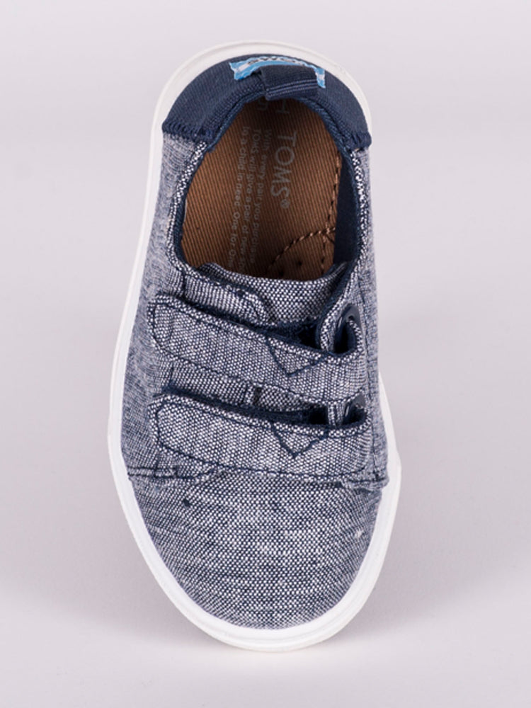 KIDS LENNY TINY - NAVY CHAMBRAY - CLEARANCE