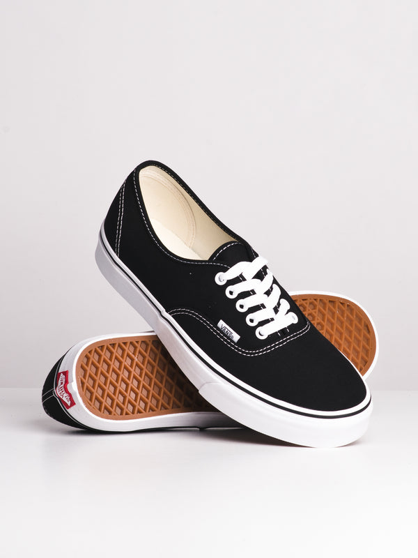 MENS AUTHENTIC CANVAS SHOES