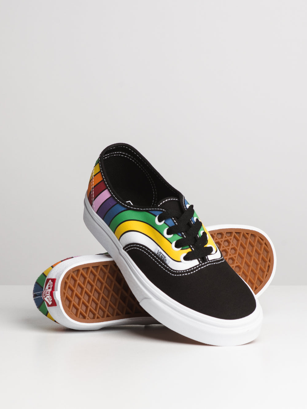 WOMENS AUTHENTIC - REFRACT BLACK