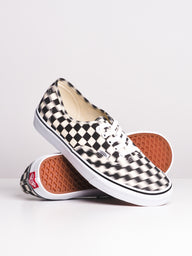 MENS AUTHENTIC - BLUR CHECK - CLEARANCE