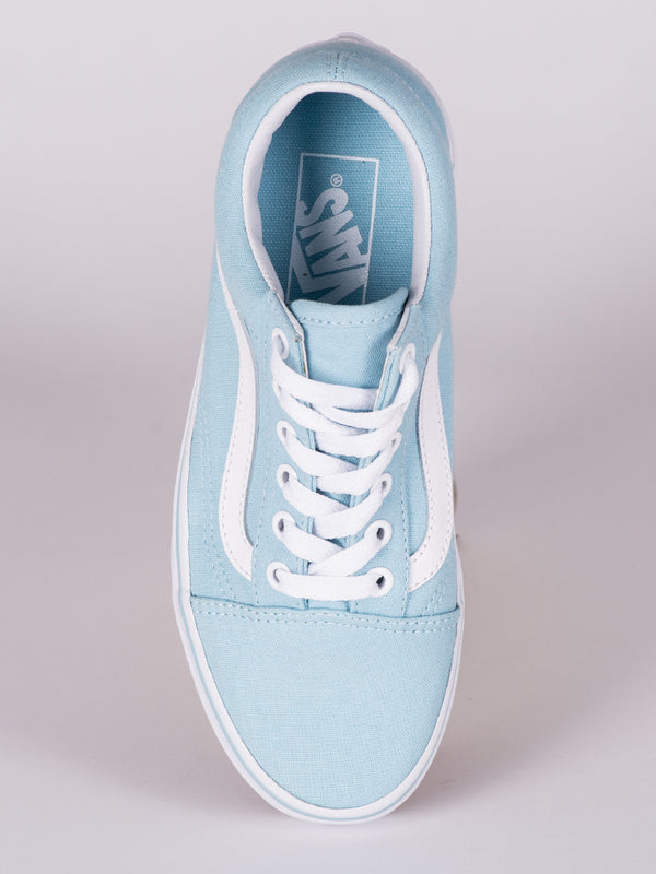 WOMENS OLD SKOOL - CRYSTAL BLUE