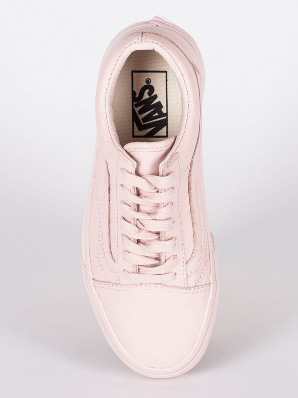 WOMENS OLD SKOOL LTHR