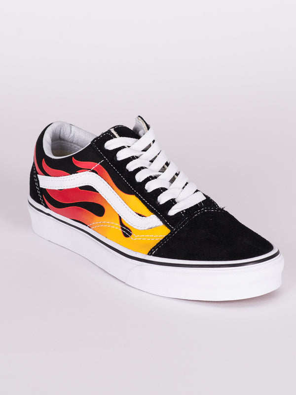 WOMENS OLD SKOOL FLAME