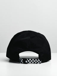 BOOM BOOM HAT II - BLACK